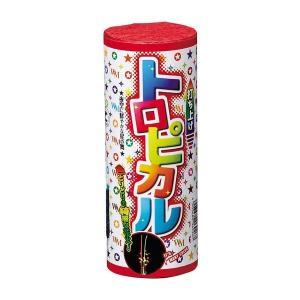 打ち上げ花火 打上トロピカル (多色星) (10本入り)|marutomi-a