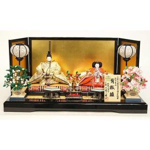 雛人形 大橋弌峰作 雛人形 京十番親王飾り marutomi-a