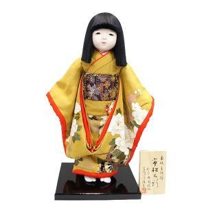 雛人形 ひな祭り 伊藤草園作 正絹本仕込み 市松人形 13号 marutomi-a