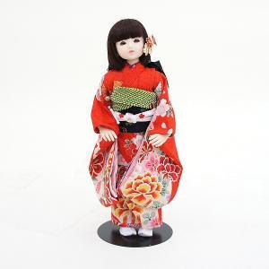 雛人形 ひな祭り AYA (赤) marutomi-a