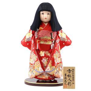 雛人形 ひな祭り 吉徳 吉徳大光 吉徳 市松人形 金彩京刺繍 鞠に桜|marutomi-a