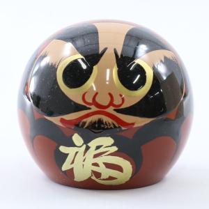 福達磨 (丸) 21号 だるま OU-TS-FDRM-21 谷口漆香堂 大内塗り marutomi-a