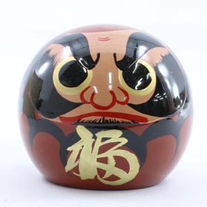 福達磨 (丸) 25号 だるま OU-TS-FDRM-25 谷口漆香堂 大内塗り marutomi-a