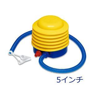 ポンプ 空気入れ 5インチポンプ イガラシ|marutomi-a