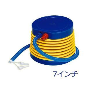 ポンプ 空気入れ 7インチポンプ イガラシ|marutomi-a