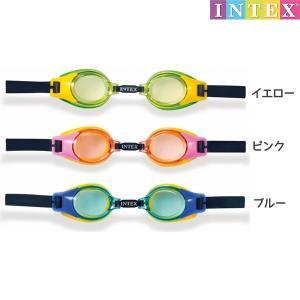 水中眼鏡 ジュニアゴーグル INTEX (インテックス) marutomi-a