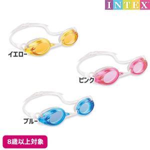 水中眼鏡 スポーツリレーゴーグル INTEX (インテックス) marutomi-a