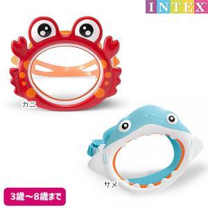 水中眼鏡 ファンマスク INTEX (インテックス) marutomi-a