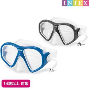 水中眼鏡 リーフライダーマスク INTEX (インテックス) marutomi-a