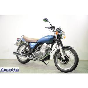 【車両名】・・・ヤマハ SR400 【排気量】・・・400cc 【 色 】・・・ブルーM 【年 式】...