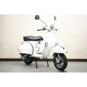新車 VESPA ヴェスパ ベスパ PX125 Euro3 125cc MT車 2スト キャブ車 製造国イタリア ホワイト|marutomiauto0103