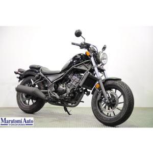 ホンダ レブル250 250cc 2019年 ブラック