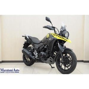 スズキ V?ストローム250 250cc 2020年 ブラックII|marutomiauto
