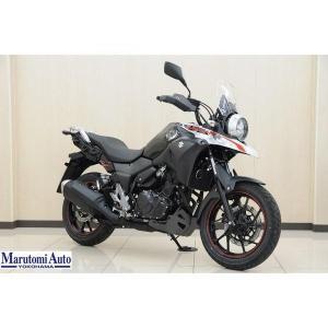 スズキ V?ストローム250 250cc 2020年 シルバーII|marutomiauto