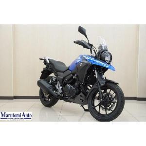 スズキ V?ストローム250 250cc 2020年 ブルーII|marutomiauto