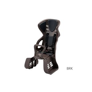後チャイルドシート ベビーシート リヤチャイルドシート RCS-S1 BRK P5877 ブラウン×ブラック 茶黒 marutomiauto