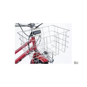 HYDEE.II用フロントバスケット ハイディ2用 ハイディ用 ステンレス P6523|marutomiauto