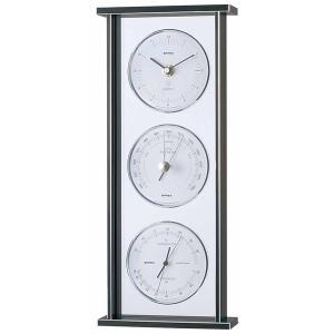 スーパーEXギャラリー気象計 時計 日本製高精度センサ搭載|marutto-markets