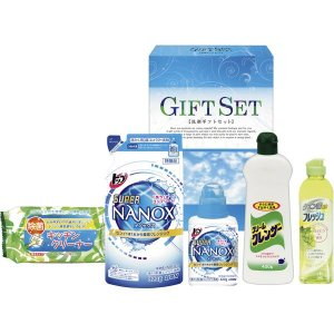 ナノ洗浄バラエティ洗剤セット CWK-EM ギフト対応可