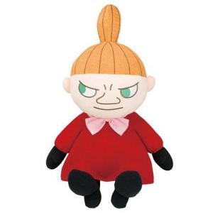 ムーミンキャラクターの一番人気リトルミイの特大ぬいぐるみです。にやりと微笑む表情がかわいいリトルミイ...
