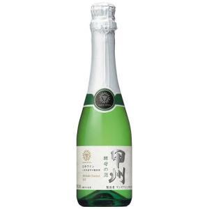マンズワイン 酵母の泡 甲州 360ml|maruwine