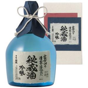 甲斐の開運 吟醸 秘蔵酒 1800ml maruwine