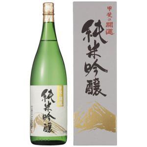 甲斐の開運 純米吟醸 1800ml maruwine