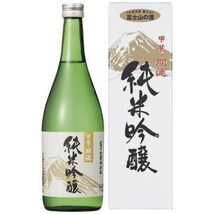 甲斐の開運 純米吟醸 720ml maruwine