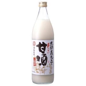 大関 おいしい甘酒(生姜なし) 940gビン×6本|maruwine