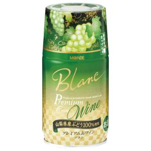 モンデ酒造 プレミアム缶ワイン白 300ml 山梨県産白ワイン|maruwine