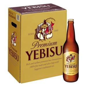 ヱビスビール大びんセット6本入 YB6|maruwine