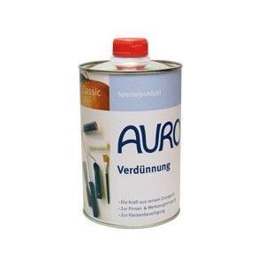 アウロ AURO 自然塗料 NP-0191 植物性うすめ液 1L|maruya-t