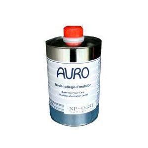 アウロ AURO 自然塗料 NP-431 フロアー用ワックス 1L|maruya-t