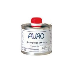 アウロ AURO 自然塗料 NP-431 フロアー用ワックス 0.5L|maruya-t