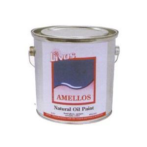 リボス アメロス 2.5L 内外装用塗りつぶし着色 全8色 自然健康塗料|maruya-t