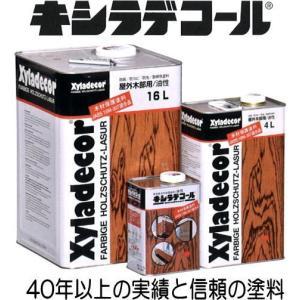 キシラデコール 各色 4L 木材保護塗料|maruya-t