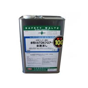 水性VATON バトン フロアー 16kg(大谷塗料)|maruya-t