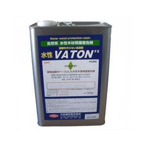 水性VATON バトン トップクリヤー 16kg(大谷塗料)|maruya-t