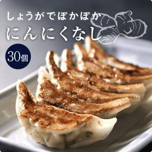 丸山餃子 にんにくなし【30個入り】|maruyamagyoza
