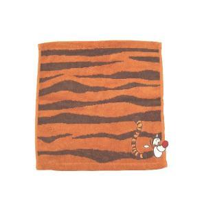 ◎ディズニーキャラクター、ティガーのハンドタオルです◎素材は綿100%。ループ。厚手 -------...