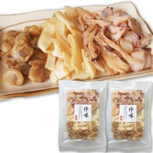 イカ・ホタテ珍味 4点セット 240g おいしさ引き立つ函館の味覚