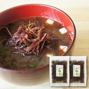 海藻 ふのり 20g×2個 天然海草 函館産 とろみ・旨み・香りが良い|maruyuugyogyoubu