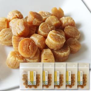 ホタテ干し貝柱 500g 北海道産 黄金色した高級干貝柱