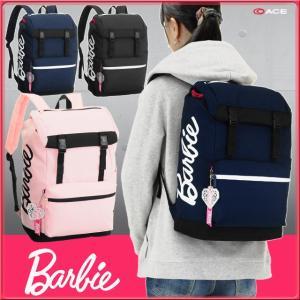 4011e600ba 【SALE】 バービー Barbie リュックサック フラップ スクエア 全3色 マリー 通学 可愛い 女子 スクバ 通学リュック 59056