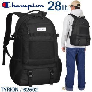 【セール】チャンピオン リュック リュックサック 28リットル 大容量 Champion ティリオン...