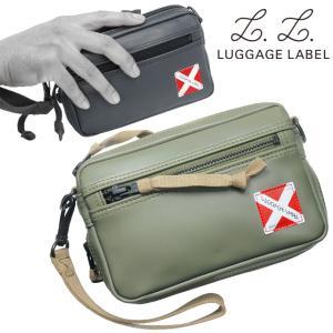 吉田カバン ラゲッジレーベル ライナー ポーチ (S) 小さめ セカンドバッグ 赤バッテン LUGGAGE LABEL LINER 951-09244 maruzen-bag