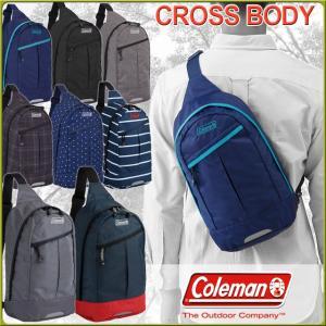 コールマン クロスボディ ボディバッグ CROSS BODY 9リットル A4対応 20000214 Coleman|maruzen-bag