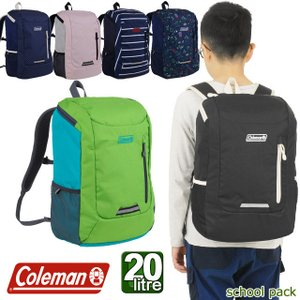 コールマン リュック スクールパック ジュニア リュック キッズバッグ 20リットル スクバ Coleman SCHOOL PACK|maruzen-bag