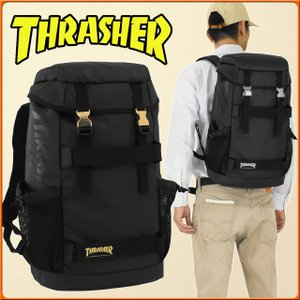 スラッシャー リュック 多機能 バックパックL デイパック THRASHER 通学 リュック スクールバッグ thrkr-8900|maruzen-bag