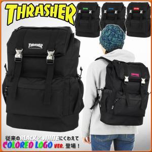 スラッシャー リュック デイパック THRASHER 通学 リュック スクールバッグ thrrm501|maruzen-bag